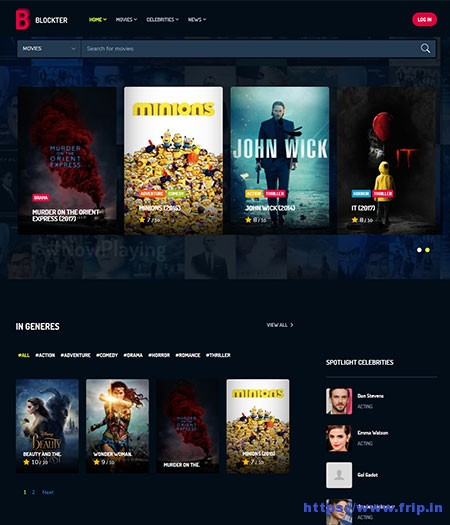 blocker-movie-wordpress-theme
