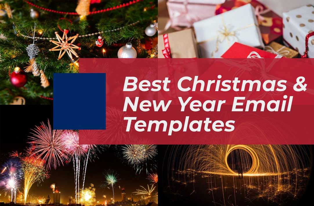 20+ Best Christmas & New Year Email Templates 2019 | Frip.in