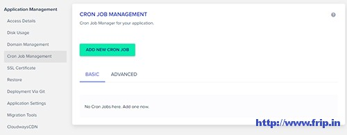 cloudways-cron-job-management