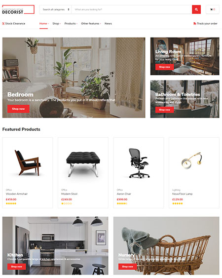 decorist-minimal-woocommerce-theme