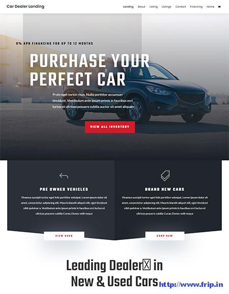 divi-car-dealer-theme