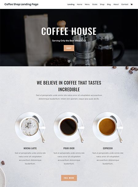 divi-coffee-shop-wordpress-theme