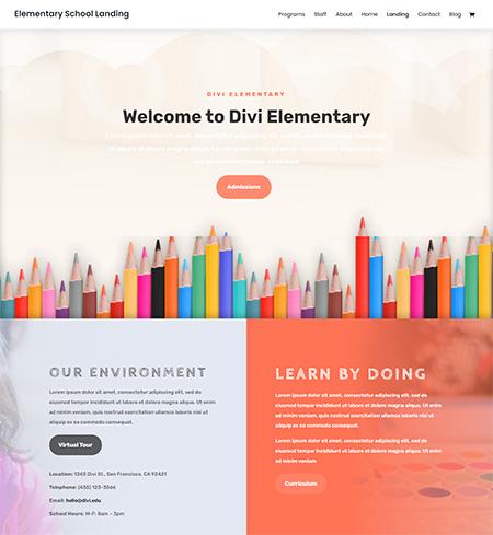 divi-elementary-school-wordpress-theme