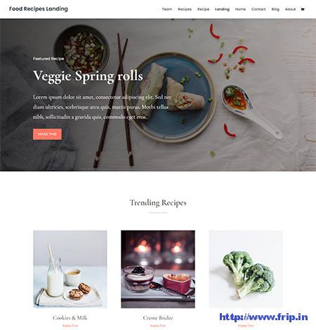 divi-food-recipes-theme