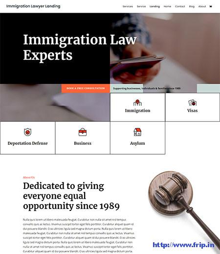 divi-immigration-lawyer-theme