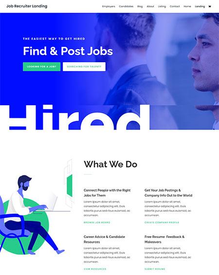 divi-job-recuriter-wordpress-theme