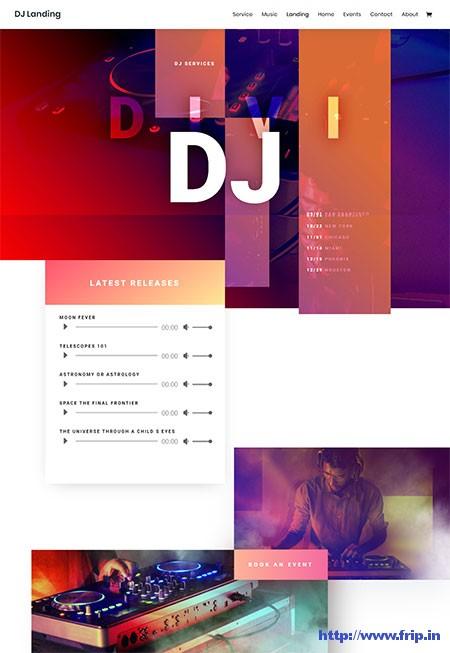 divi-music-wordpress-theme