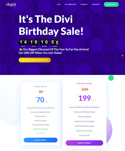 elegant-themes-divi-birthday-sale