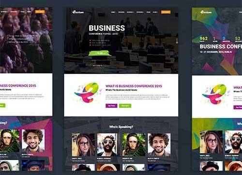 eventum-homepages-variations