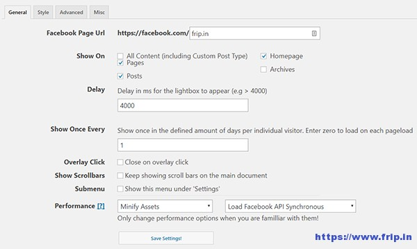 facebook-page-promoter-lightbox-general-settings-3