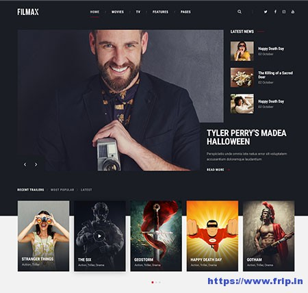 filmax-movie-review-wordpress-theme