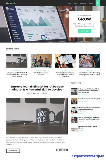 highstake-magazine-wordpress-theme
