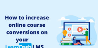 increase-online-course-conversion-using-learndash
