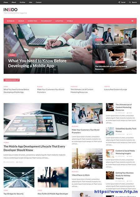 insido-magazine-wordpress-theme