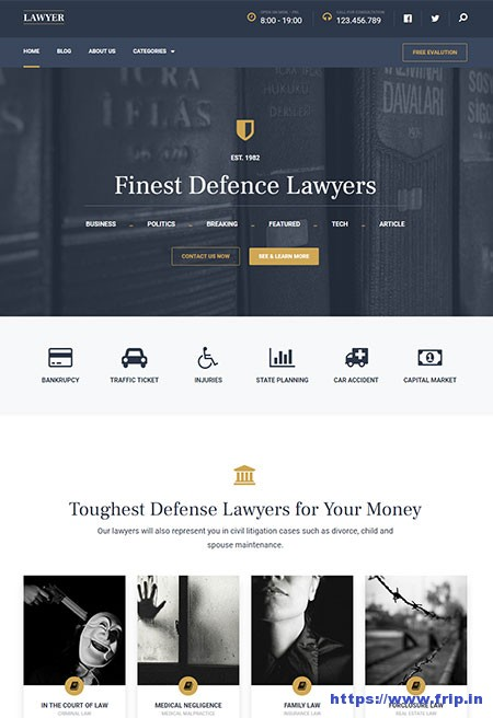 lawyer-wordress-theme