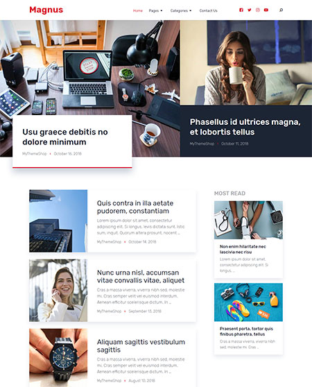 magnus-wordpress-theme