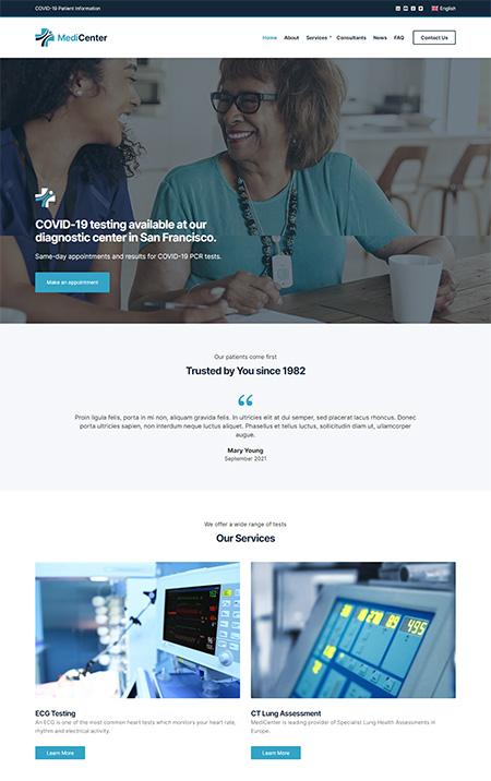medi-medical-wordpress-theme