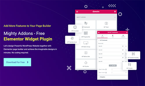 mighty-addon-elementor-widget-plugin
