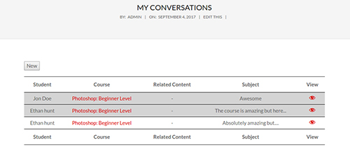 my-conversations for learndash