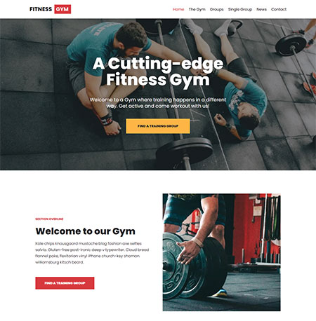 neve-fitness-wordpress-theme