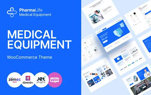 pharmalife wordpress theme