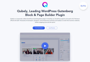 Qubely-Pro-Block-Page-Builder-Plugin