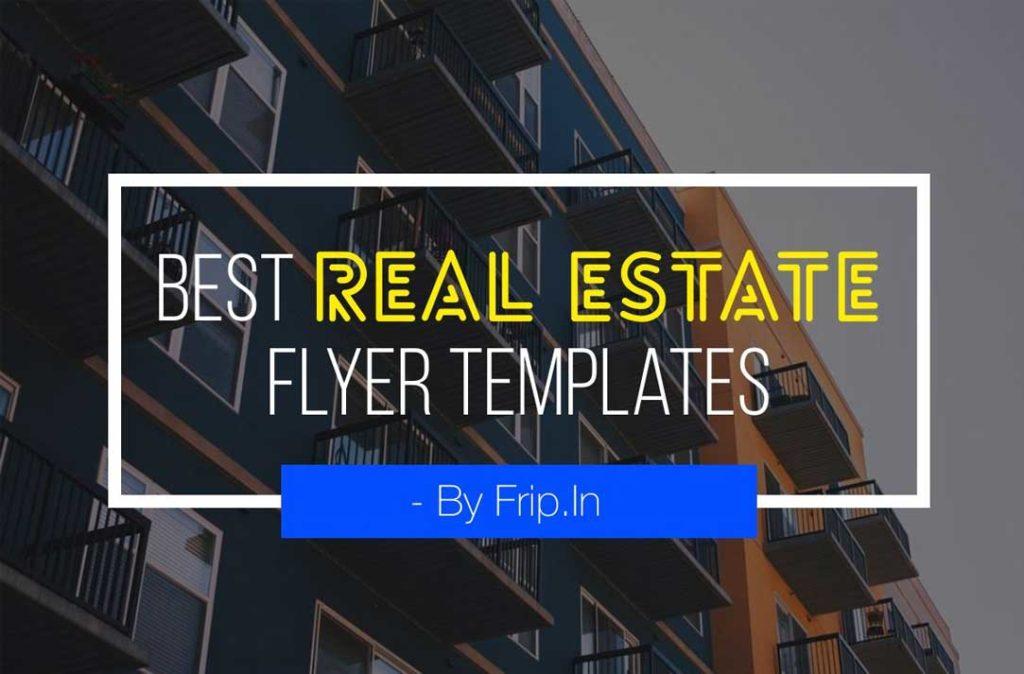 50 best real estate flyer print templates 2020