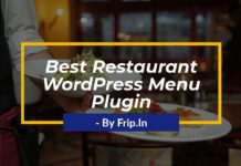 restaurant-wordpress-menu-plugin