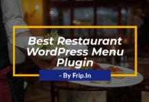 restaurant-wordpress-menu-plugin