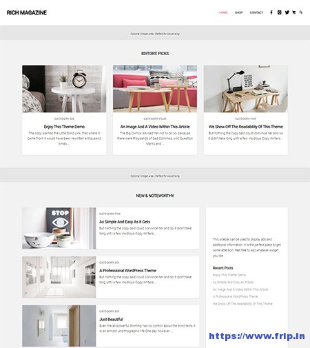 rich-magazine-wordpress-theme