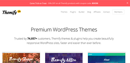 themify-themes-halloween-deals