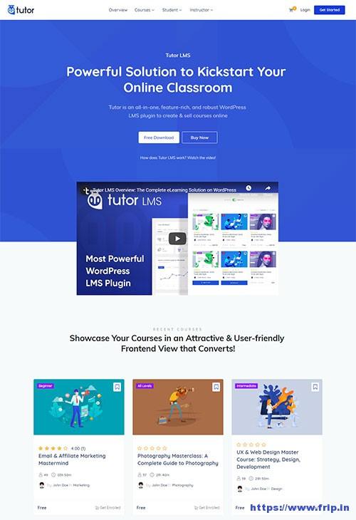 tutor-lms-wordpress-plugin
