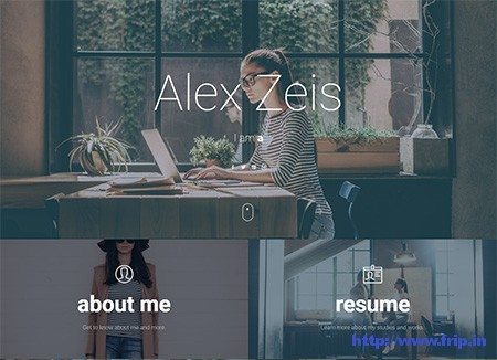 uCard-Resume-WordPress-Theme