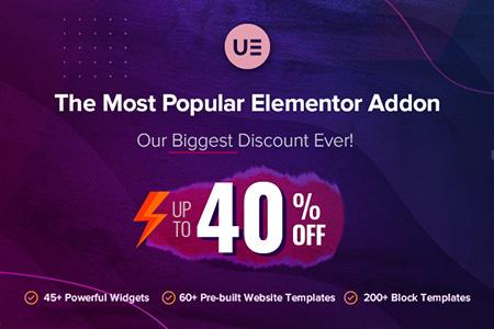 ultimate-addons-for-elementor-black-friday-deal