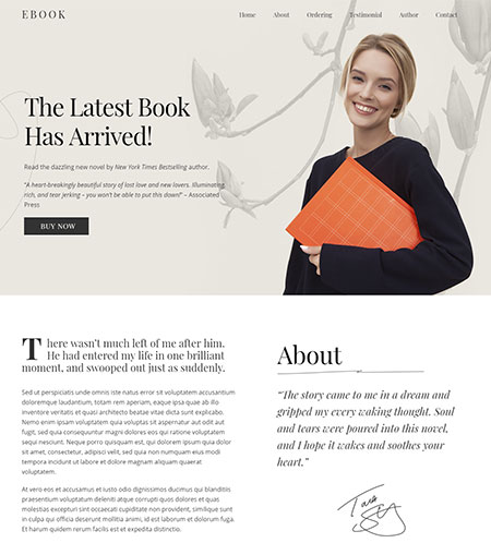 ultra-ebook-skin-wordpress-theme