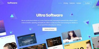 ultra-software-skin-wordpress-theme