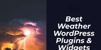 weather-wordpress-plugins