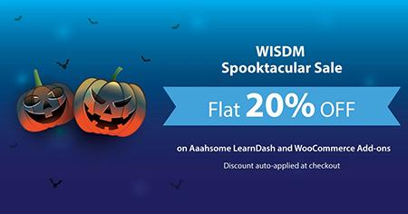 wordpress halloween deal