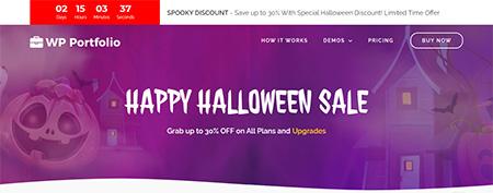 wp-portfolio-halloween-deals
